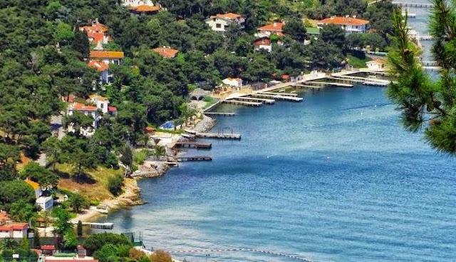 İstanbul'un Adaları Büyük Ada