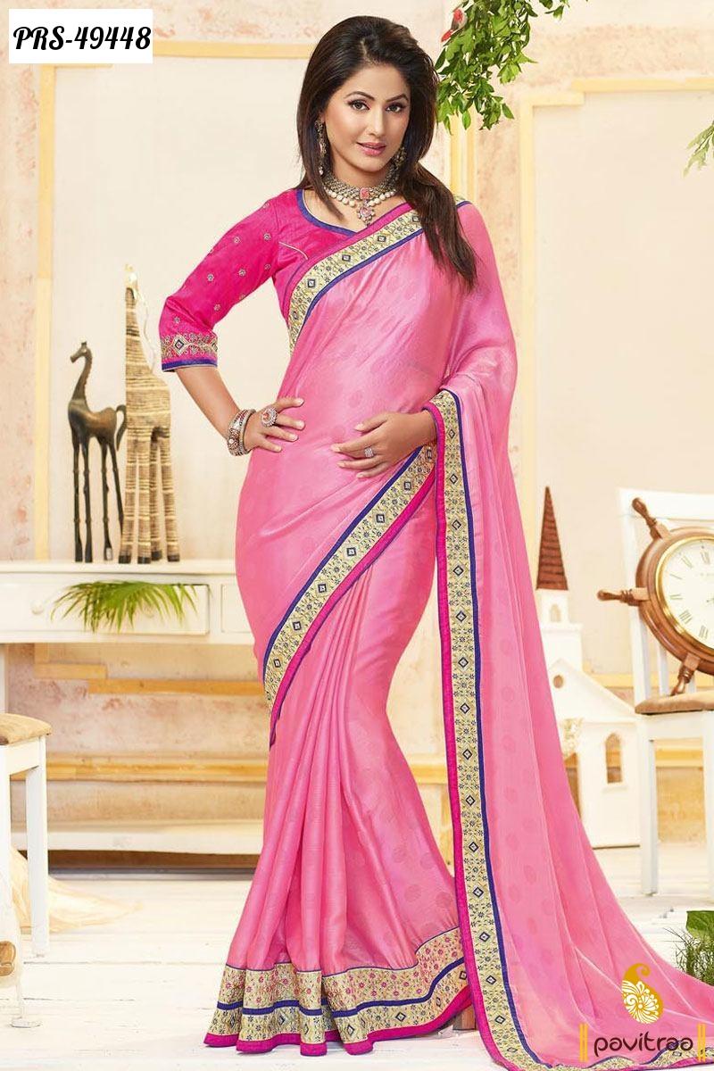 Tv serial star akshara hina khan special wedding wear for Luxury online shopping