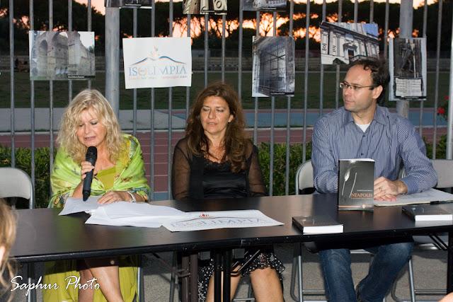 Presentazione di Neapolis a Isolimpia 2013