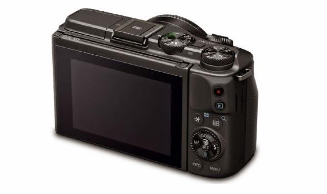 Fotografia della Canon EOS 3M, colore nero