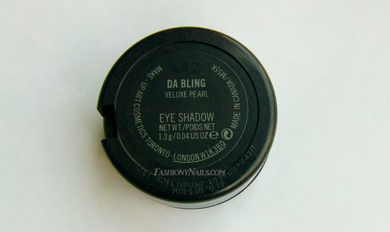 MAC Da Bling Eyeshadow