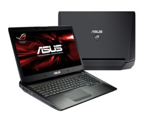 Asus G750JW-DB71 and G750JX-DB71 gaming laptops with Intel Core i7 processor