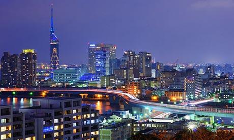 Fukuoka City, Japan