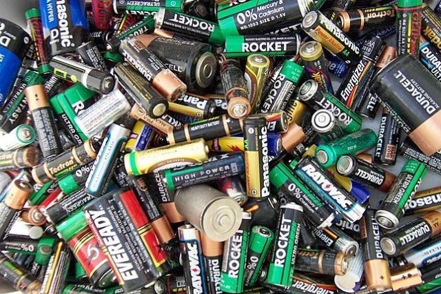 Reciclaje de baterias en casa - Como reciclar correctamente ...