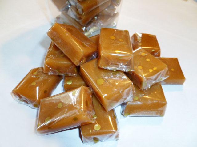LEMON CHIFFON CAKE: Buttery Soft Caramel Chewies