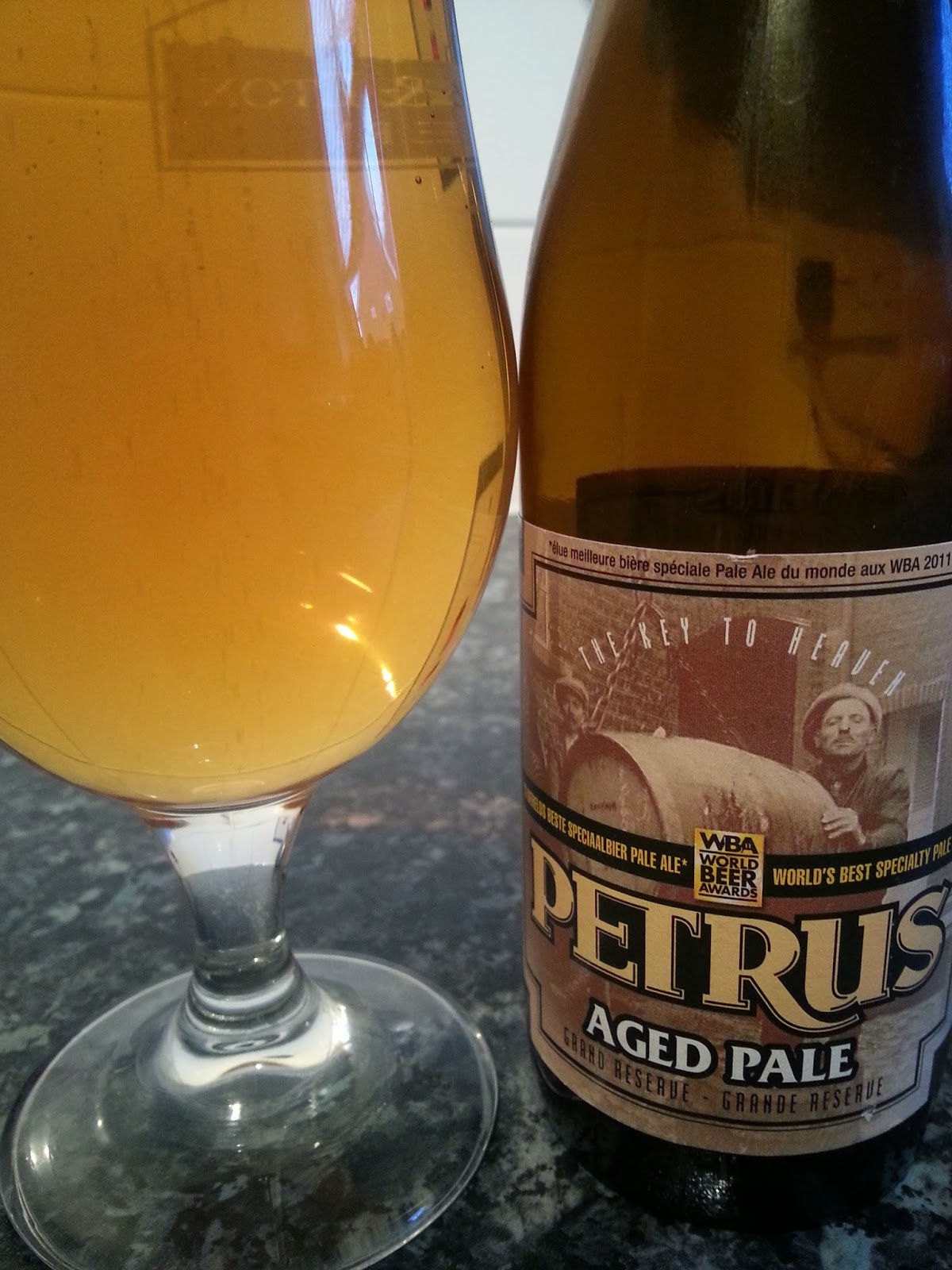 Aged Pale Ale