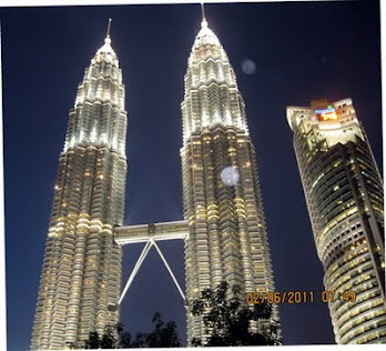 MALAYSIA TWIN TOWER (KLCC)