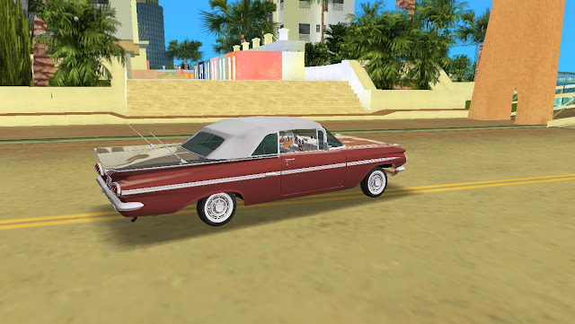 Chevrolet Impala Coupe 1959 GTA Vice City