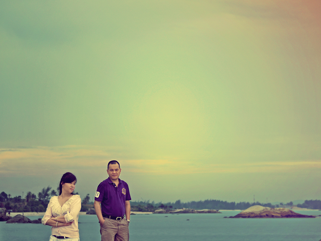 Konsep Foto Prewedding Outdoor