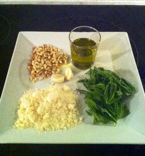 Brigitte 39 S Kitchen And Home Pesto In Minutes Aka