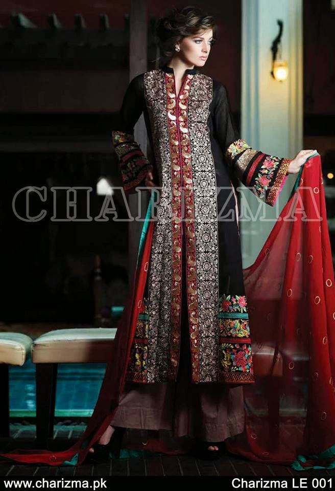New Spring Summer Charizma Dress collection 2014