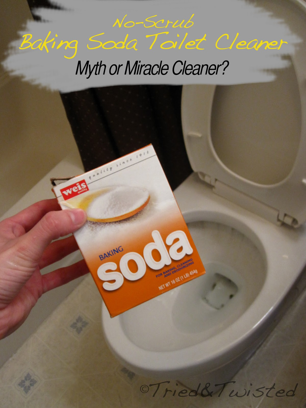 Homemade Toilet Cleaner Myth Or Miracle