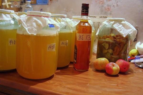 Яблочный уксус: рецепты и полезные свойства
