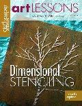 dimensional Stenciling