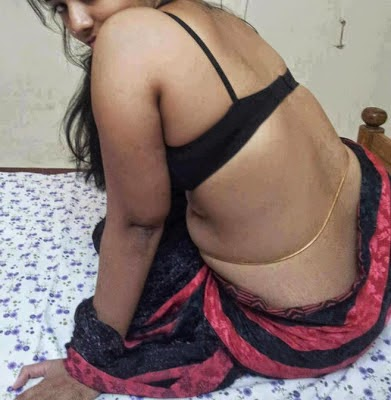 Indian Sexy Aunties Blouse Back Photos
