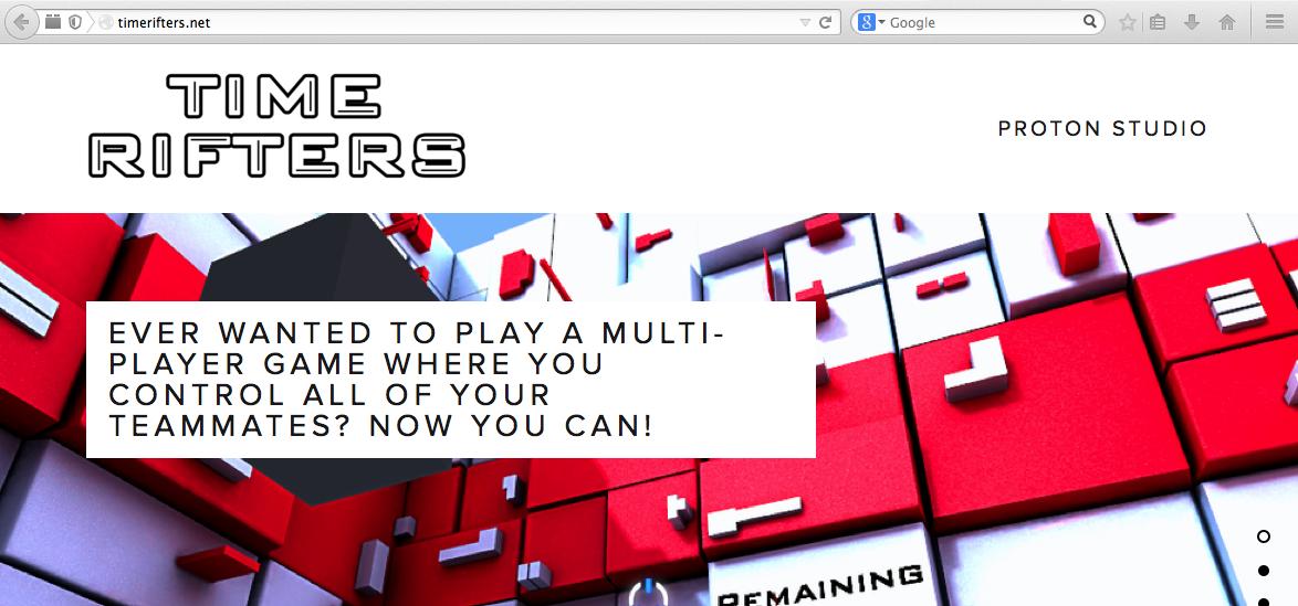 www.timerifters.net
