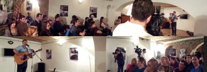 Salonul Medieval de la Casa de Cultura Traian Demetrescu