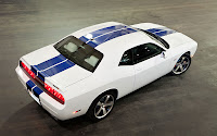 Dodge Challenger SRT8 392 white