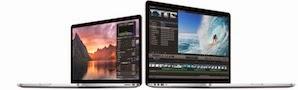 Nuovi MacBook Pro con display Retina da 13 e 15 pollici (Metà 2014)