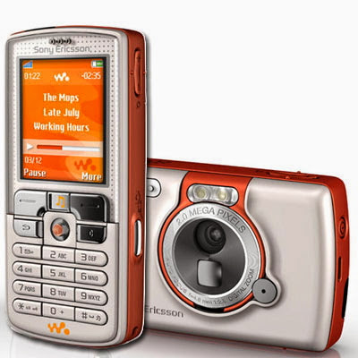 Sony Ericsson W800i | Bán điện thoại Sony W800i cũ giá rẻ ở Hà Nội