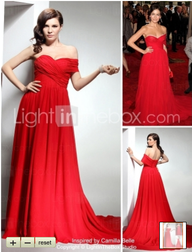camilla belle dress. Camilla Belle looked stunning