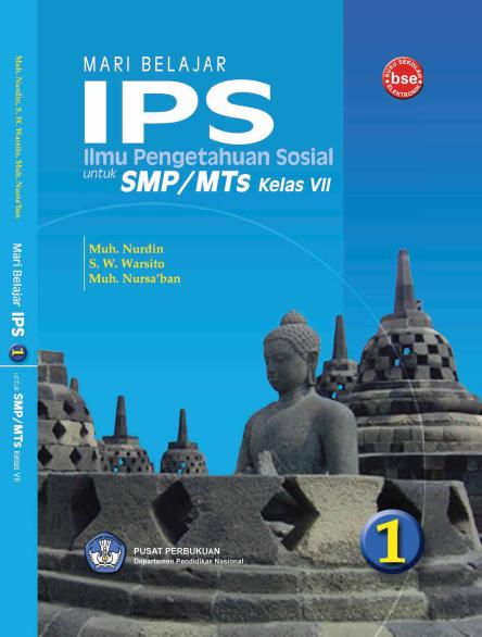 Buku Gratis Mari Belajar Ips Smp Mts Kelas Vii