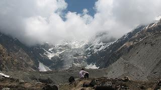 Kafni Glacier