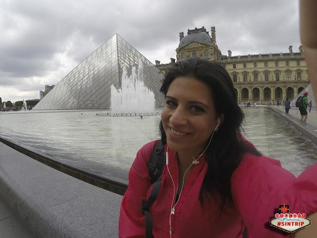 Dia 21: Paris (França) - Luxemburgo, Montparnasse, Nossa Senhora da Medalha Milagrosa, Louvre e Notre Dame