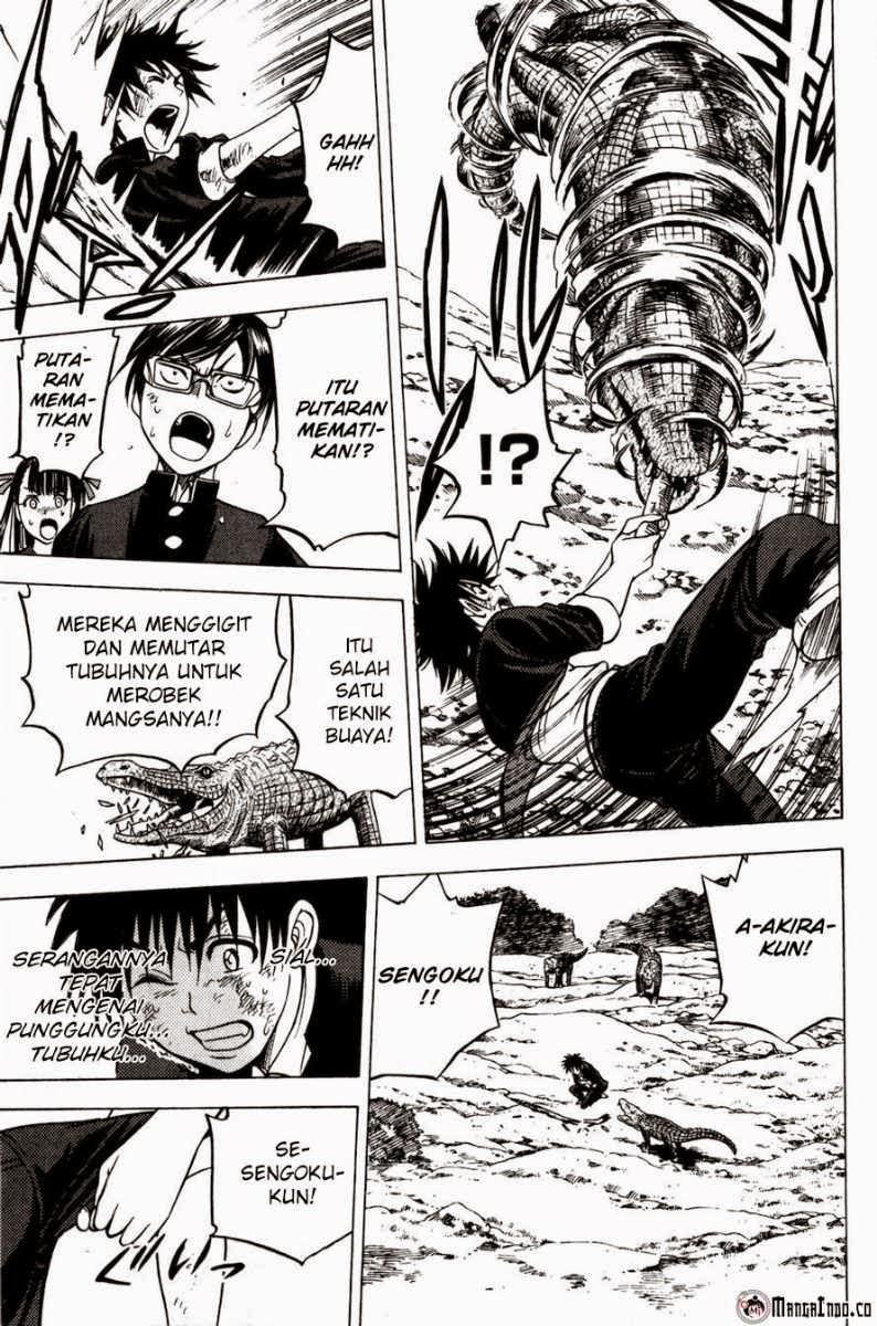 Komik cage of eden 071 - hasil dari ramalan 72 Indonesia cage of eden 071 - hasil dari ramalan Terbaru 11|Baca Manga Komik Indonesia|