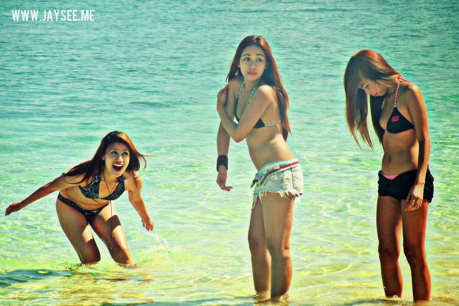 bohol wakefest philippines wakeboarding event filipina babes