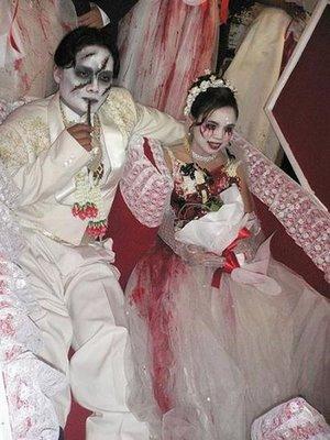 Perkahwinan versi lain dari yang lain