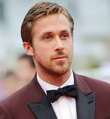 Ryan Gosling bow tie