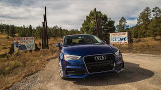 Audi A3 TDI eats up the road at full song