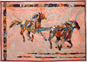 Horse Quilt for Jennifer