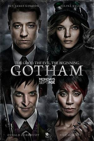 Gotham S01 All Episode [Season 1] Complete Download 480p