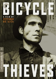 Bicycle Thieves film poster