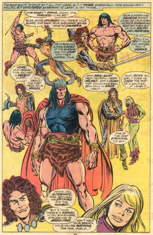 Conan the Barbarian (1970) Issue #52 #64 - English 9