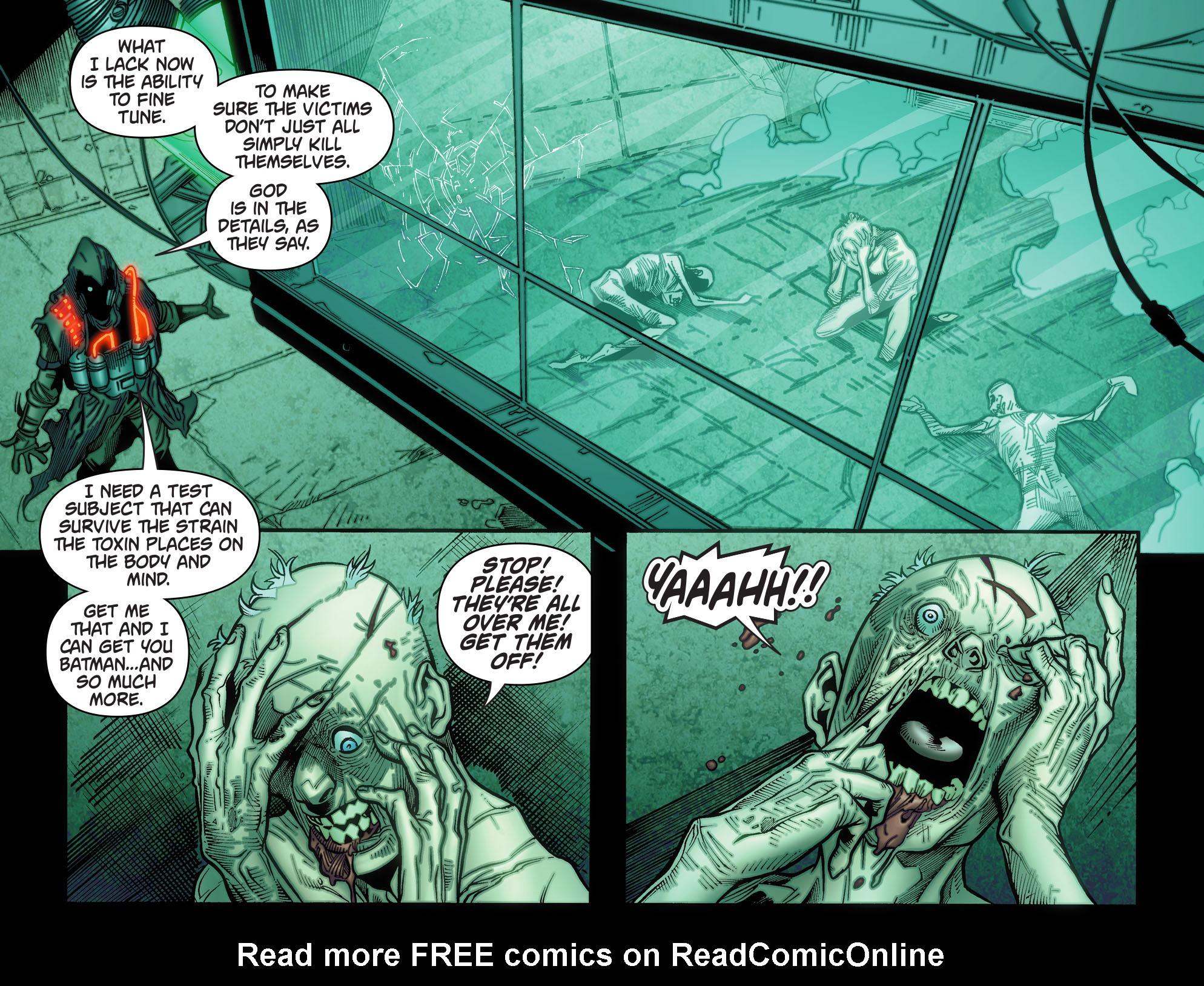 Batman: Arkham Knight [I] Issue #34 #36 - English 21