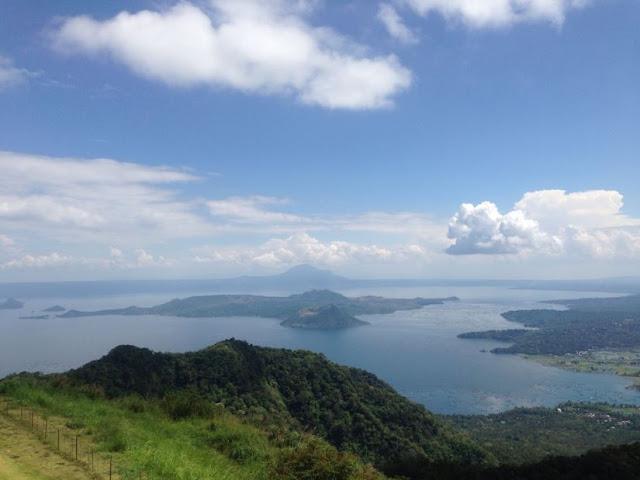 Taal Volcano Tagaytay view