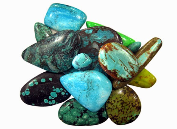 Liza hume la magia de las piedras turquesa for Piedra preciosa turquesa