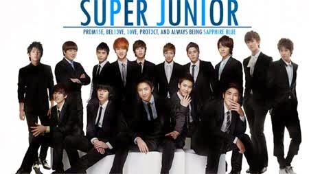 boyband Suju