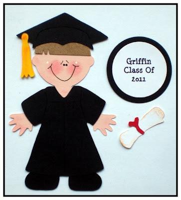Graduation Paper Dolls