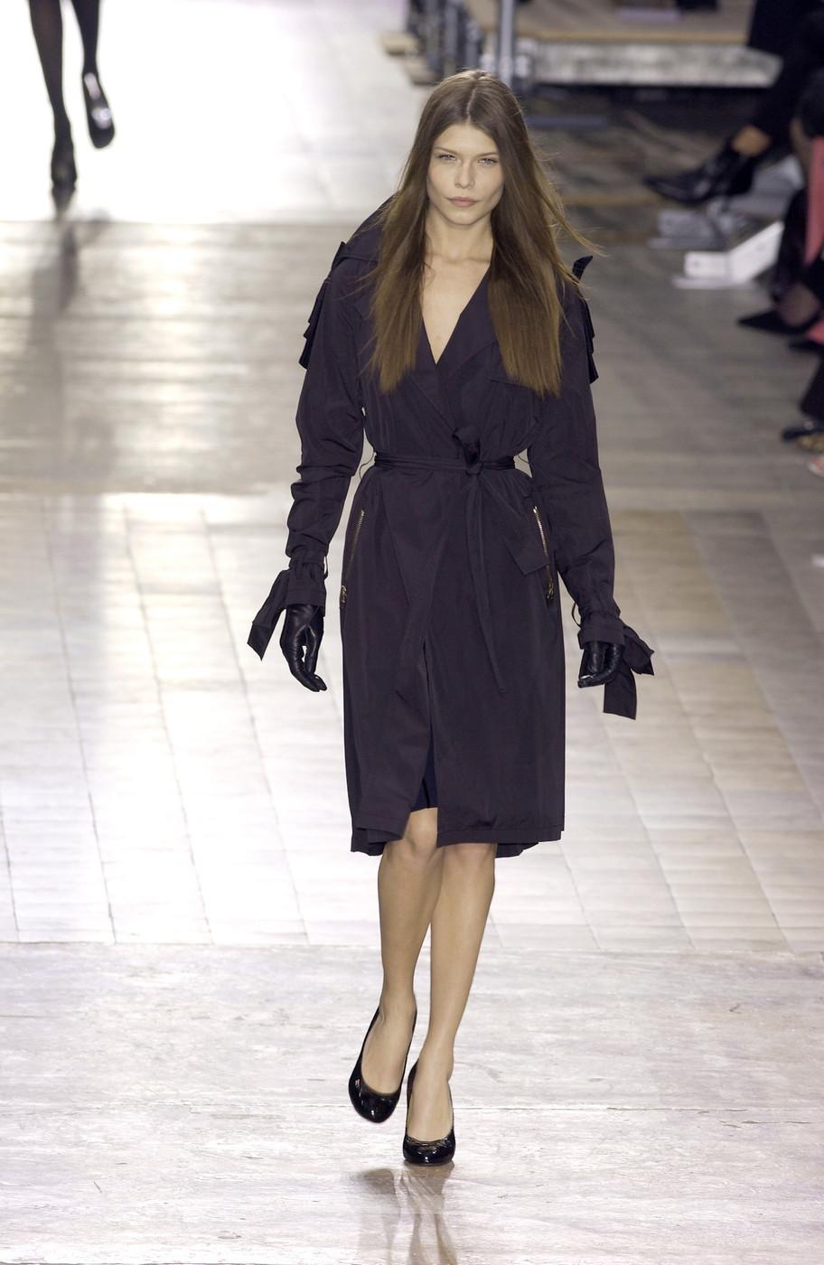 via fashioned by love | Lanvin Autumn/Winter 2003