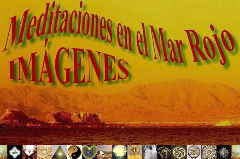 MEDITACIONES EN EL MAR ROJO - IMÁGENES