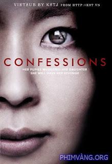 Lời Thú Tội - Confession (Kokuhaku) (2010)