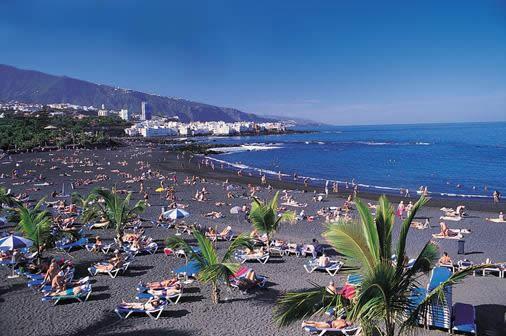 Playas bonitas de tenerife for Jardin caleta tenerife sur