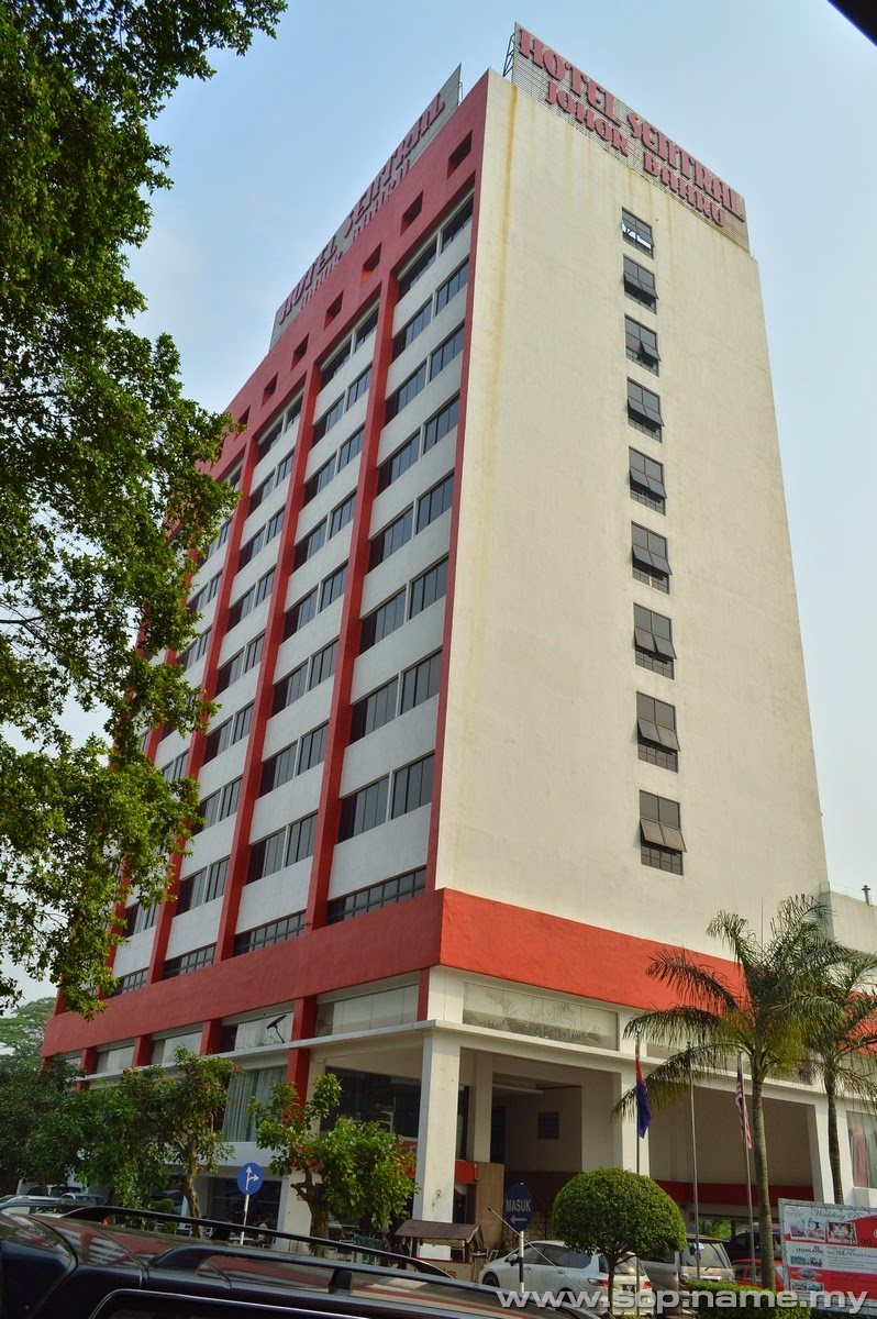 Cuti-cuti Johor - Hotel Sentral, Johor Bahru