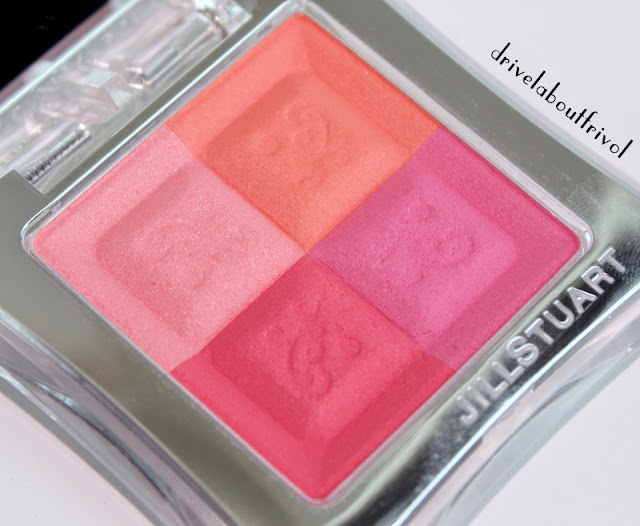 Jill Stuart Mix Blush Compact 9 little bouquet