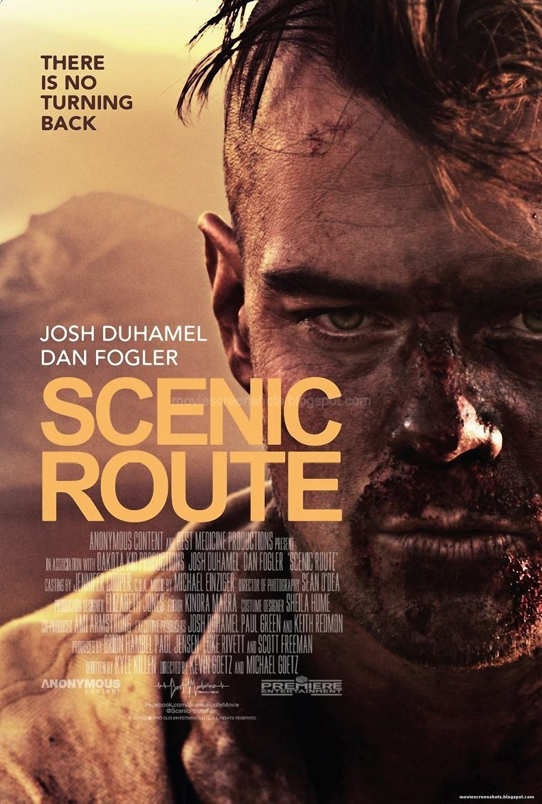 Watch Movies Scenic Route (2013) Full Free Online