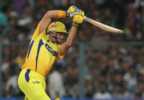 Michael-Hussey-KKR-vs-CSK-IPL-2013